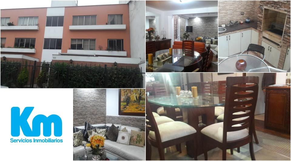 Alquiler de Departamento en Santiago De Surco, Lima - vista principal