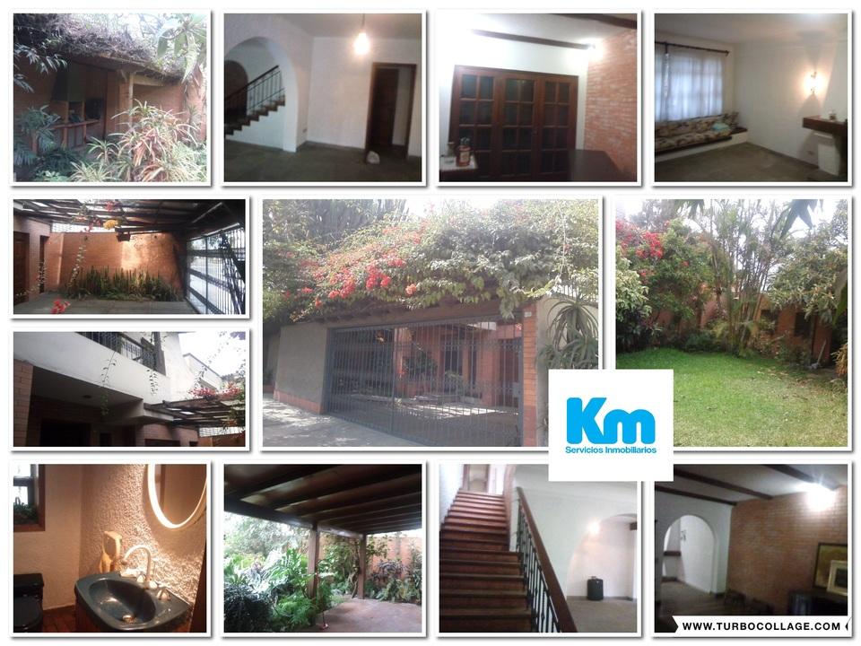 Alquiler de Casa en Miraflores, Lima con 4 dormitorios