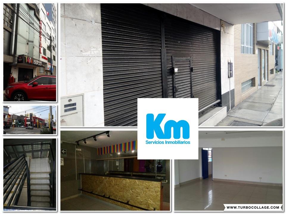 Alquiler de Local en Lince, Lima 240m2 area total