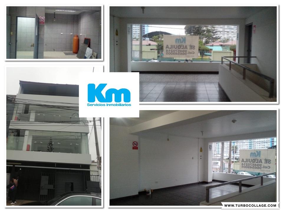 Alquiler de Local en Lince, Lima con 4 baños