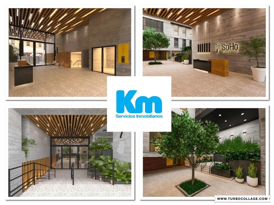 Venta de Oficina en Miraflores, Lima 58m2 area total