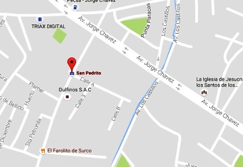 Alquiler de Local en Santiago De Surco, Lima con 1 baño