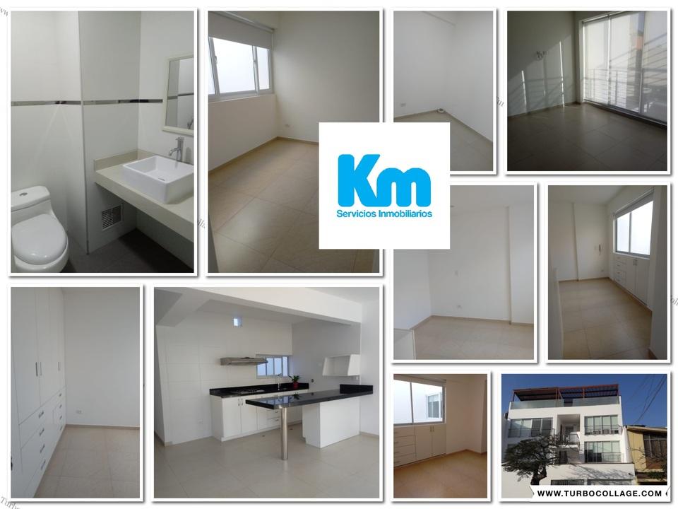 Alquiler de Departamento en San Borja, Lima con 3 dormitorios