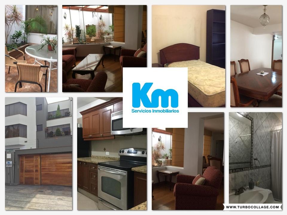Alquiler de Departamento en Santiago De Surco, Lima con 2 dormitorios