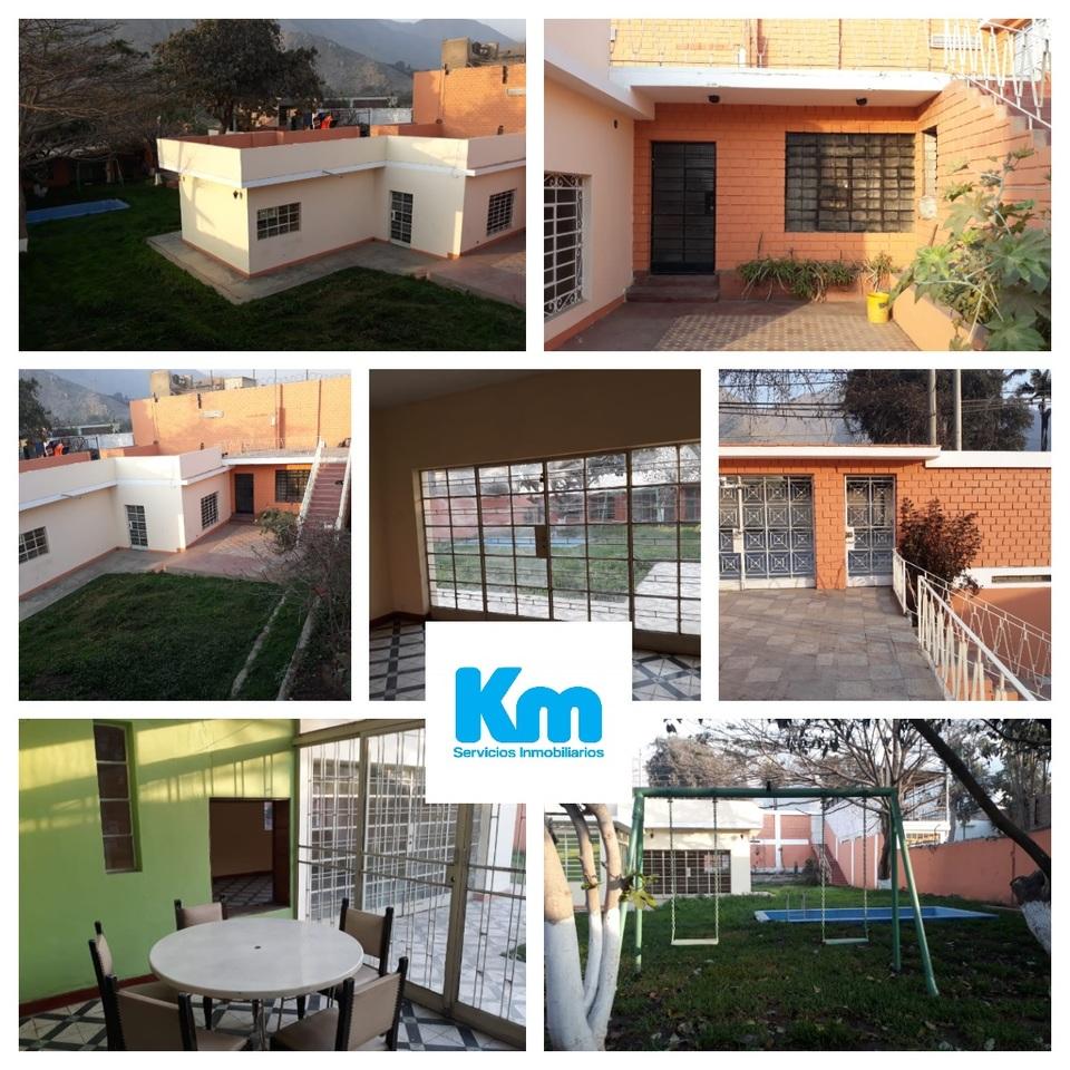 Venta de Casa en Chaclacayo, Lima con 1 baño