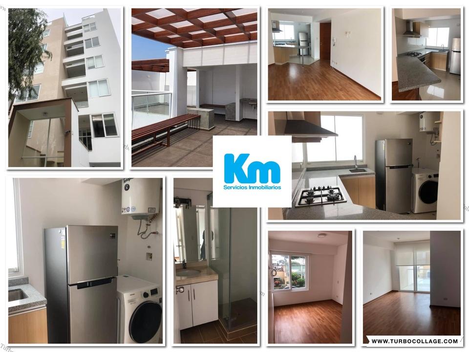 Alquiler de Departamento en Barranco, Lima con 2 dormitorios