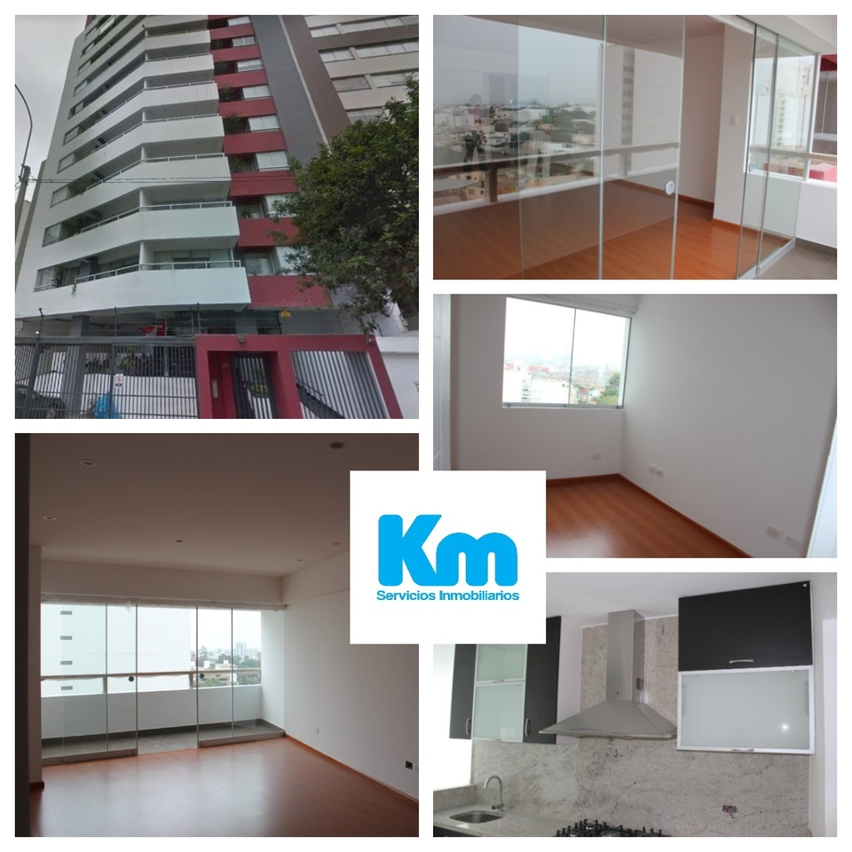 Venta de Departamento en Surquillo, Lima con 3 dormitorios