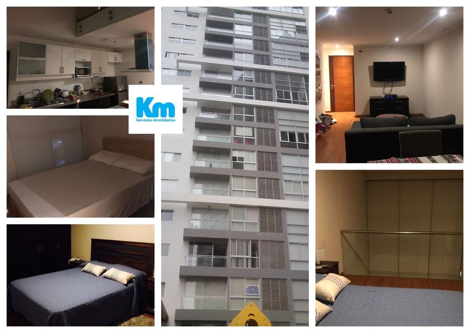 Venta de Departamento en Santiago De Surco, Lima con 2 dormitorios