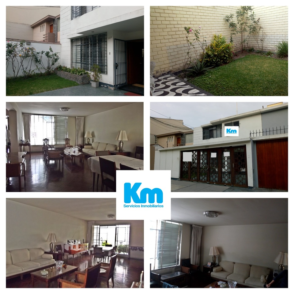 Venta de Casa en Barranco, Lima con 3 dormitorios