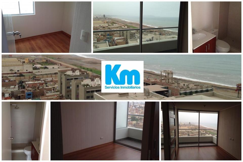 Alquiler de Departamento en San Miguel, Lima con 2 dormitorios
