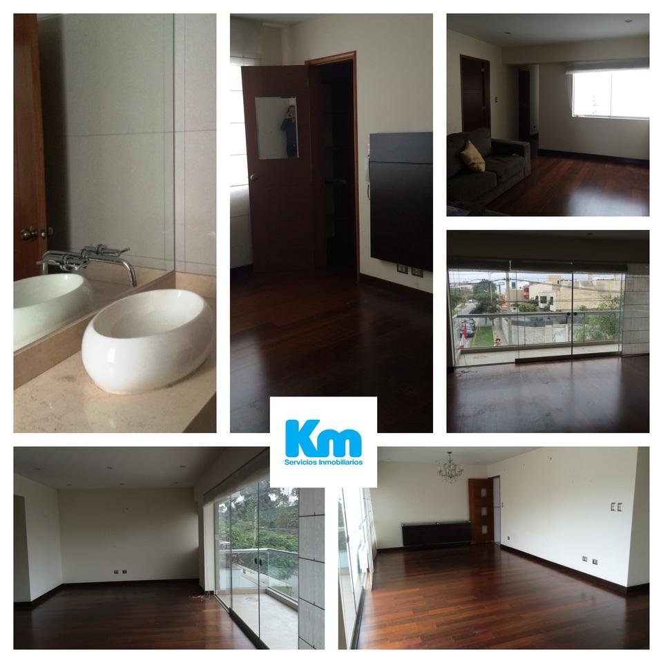 Alquiler de Departamento en Santiago De Surco, Lima con 3 dormitorios