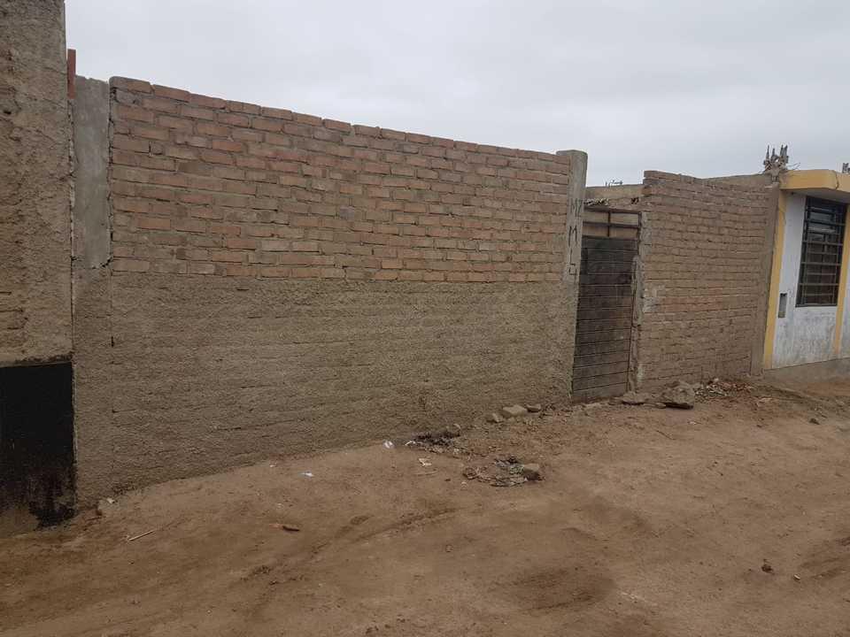 Venta de Terreno en Chiclayo, Lambayeque 160m2 area total - vista principal