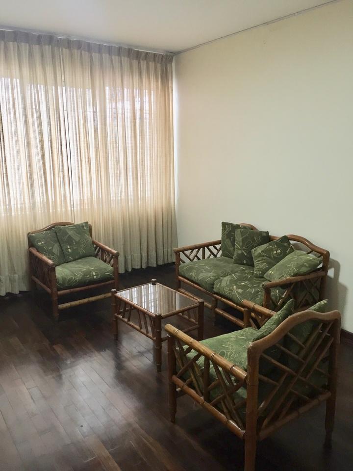 Alquiler de Departamento en Miraflores, Lima 45m2 area total - vista principal
