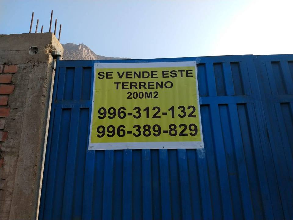 Venta de Terreno en La Molina, Lima - estado Entrega inmediata