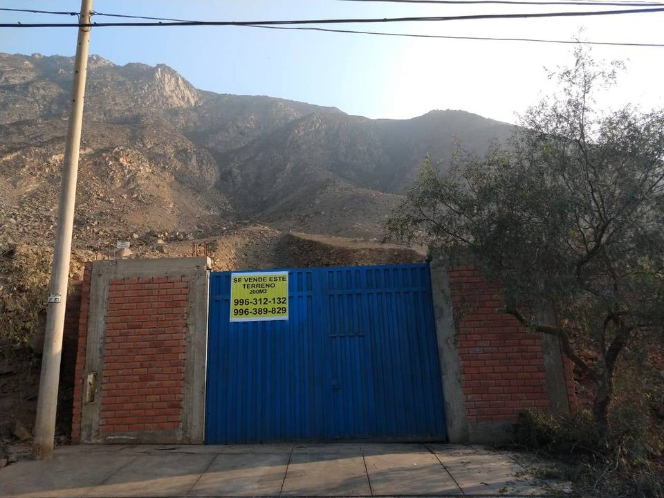 Venta de Terreno en La Molina, Lima -vista 4