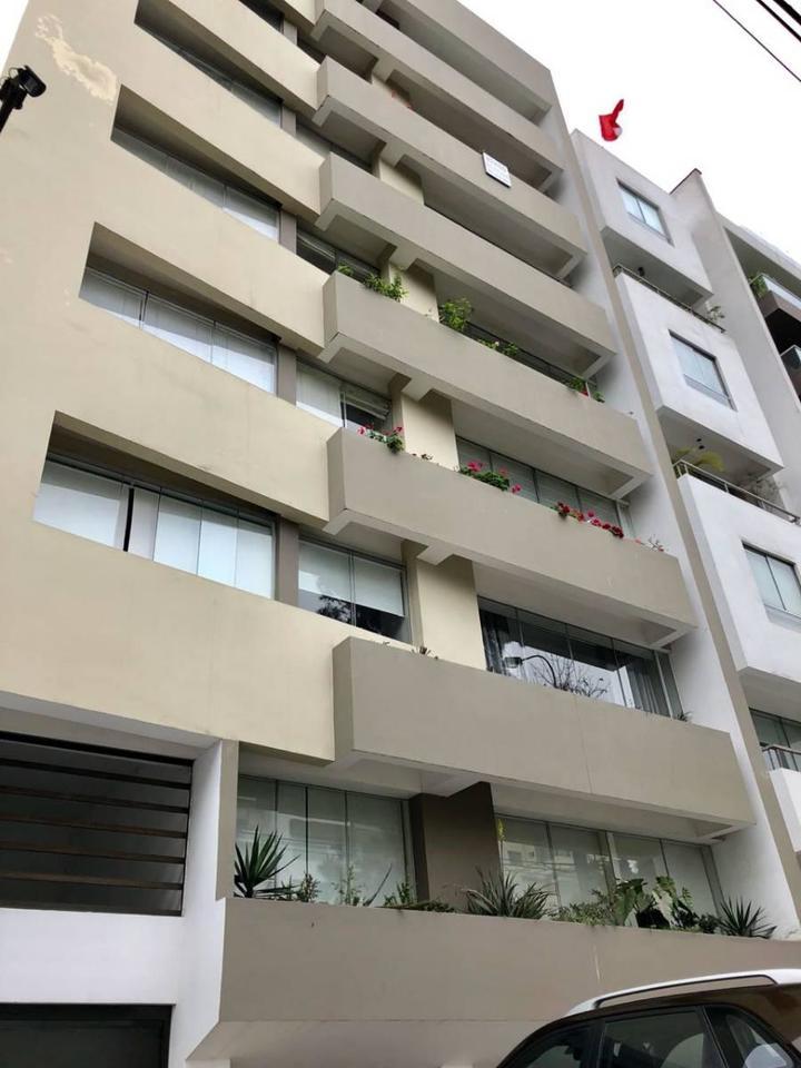 Venta de Departamento en San Borja, Lima con 4 dormitorios