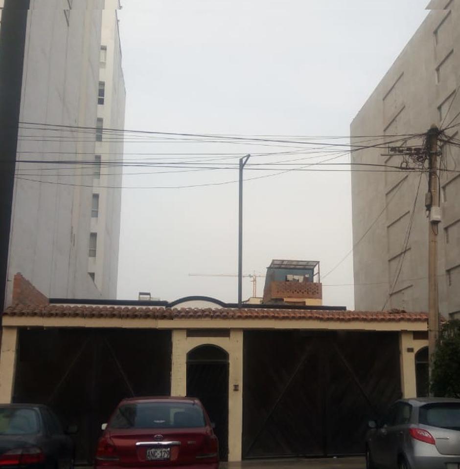 Venta de Terreno en Magdalena Del Mar, Lima - vista principal
