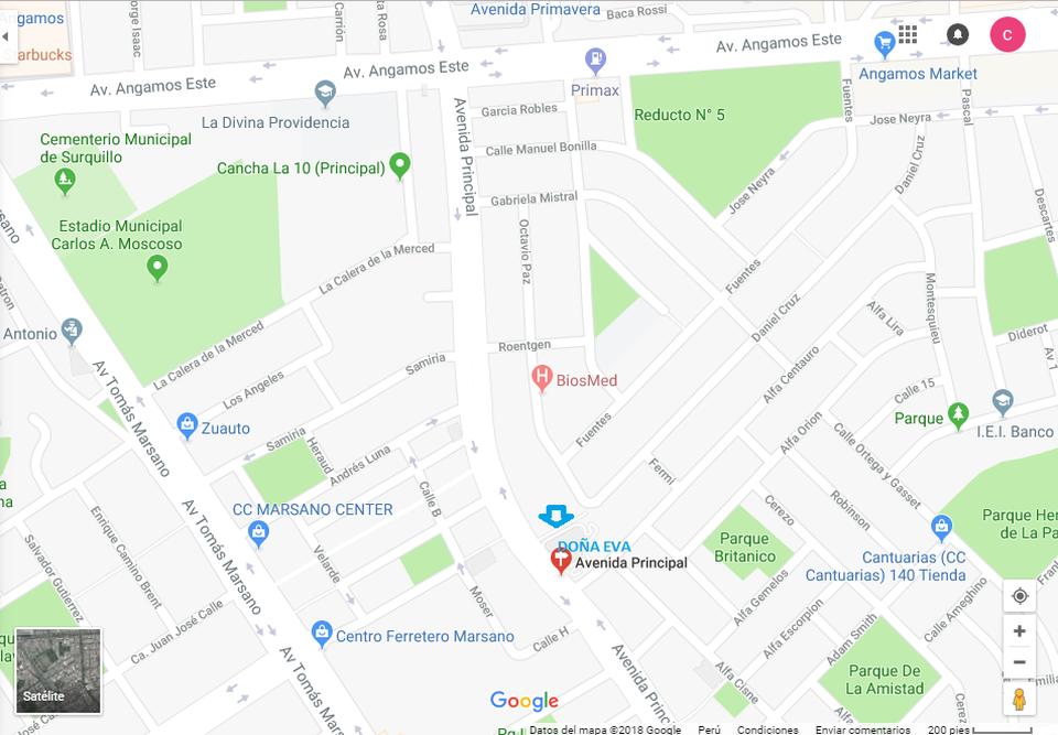 Venta de Departamento en Surquillo, Lima - 80m2 area total