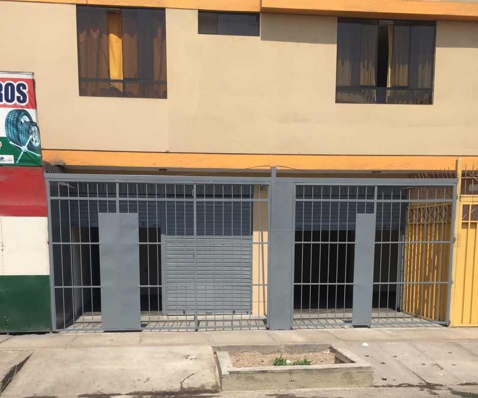 Alquiler de Local en Ate, Lima con 1 baño - vista principal