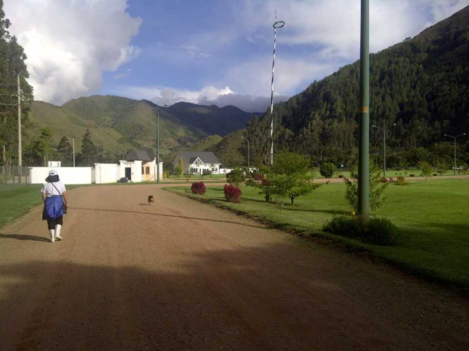 Venta de Terreno en Oxapampa, Pasco 112223m2 area total - vista principal