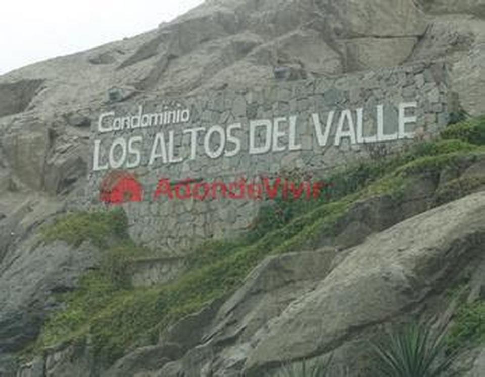 Venta de Terreno en Cieneguilla, Lima 1019m2 area total - vista principal