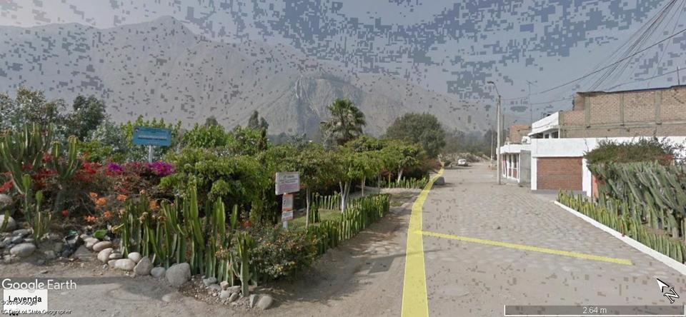 Venta de Terreno en Chaclacayo, Lima 980m2 area total - vista principal