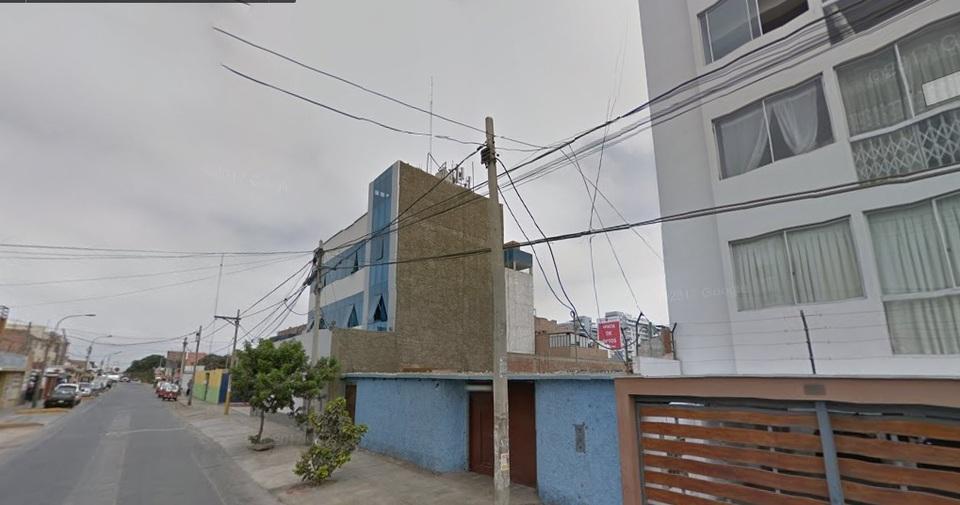 Venta de Terreno en San Miguel, Lima 376m2 area total - vista principal