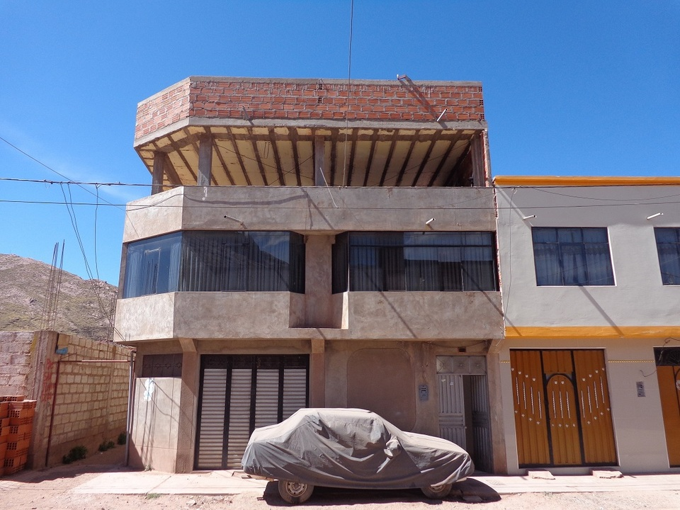 Venta de Casa en Desaguadero, Puno con 5 dormitorios - vista principal