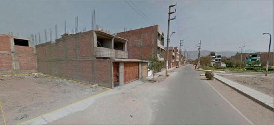 Venta de Terreno en Lurigancho, Lima 120m2 area total - vista principal