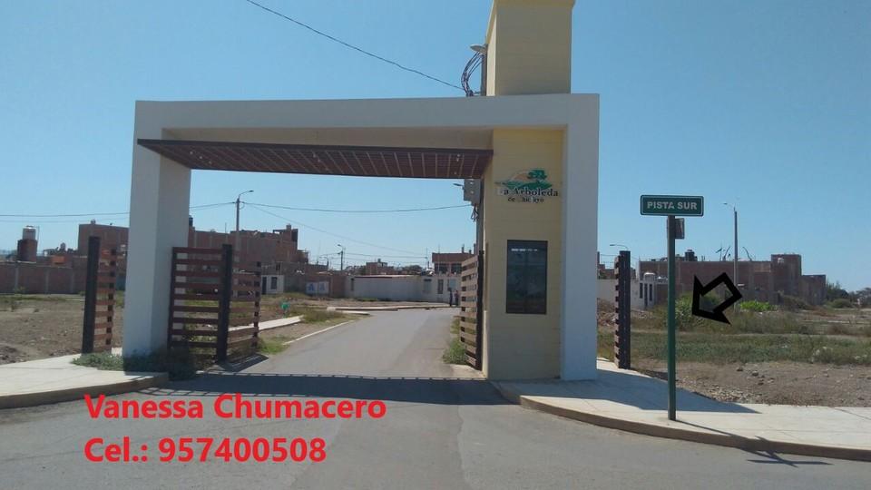 Venta de Terreno en Pimentel, Lambayeque 112m2 area total