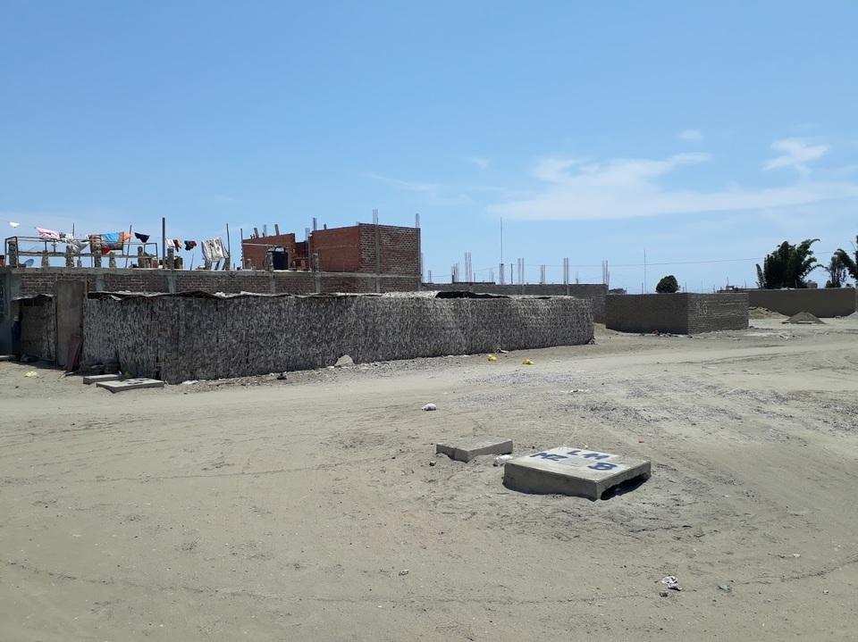 Venta de Terreno en Barranca, Lima 216m2 area total