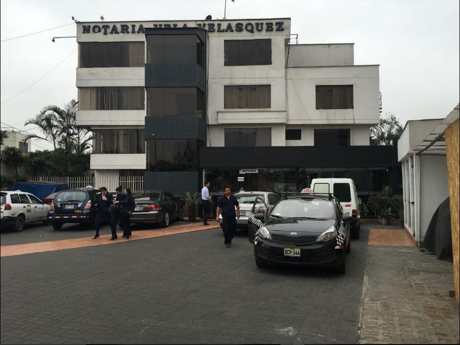 Alquiler de Local en San Borja, Lima - vista principal