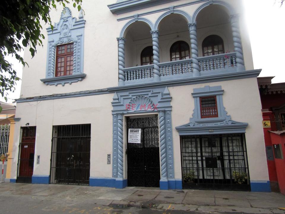 Alquiler de Casa en Barranco, Lima con 3 dormitorios - vista principal