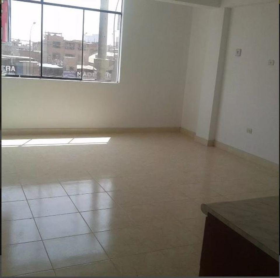 Alquiler de Departamento en San Borja, Lima con 1 baño - vista principal