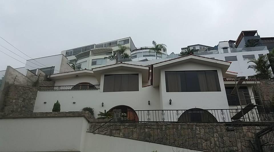 Alquiler de Casa en Santiago De Surco, Lima con 4 dormitorios