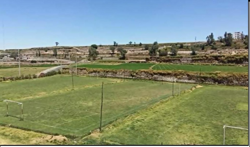 Venta de Terreno en Cayma, Arequipa 150m2 area total