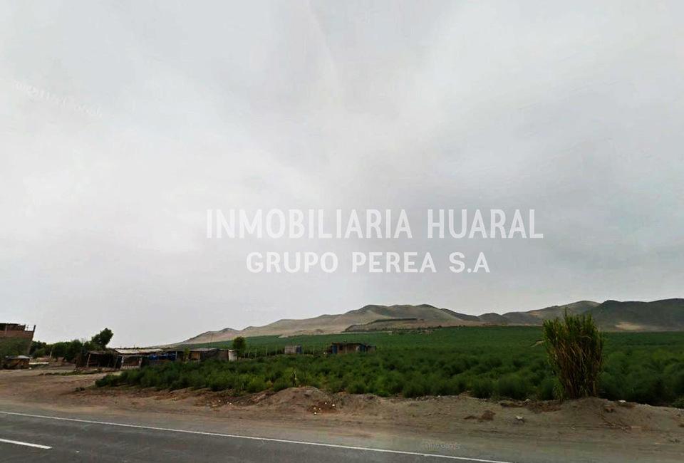 Venta de Terreno en Chancay, Lima 424715m2 area total - vista principal