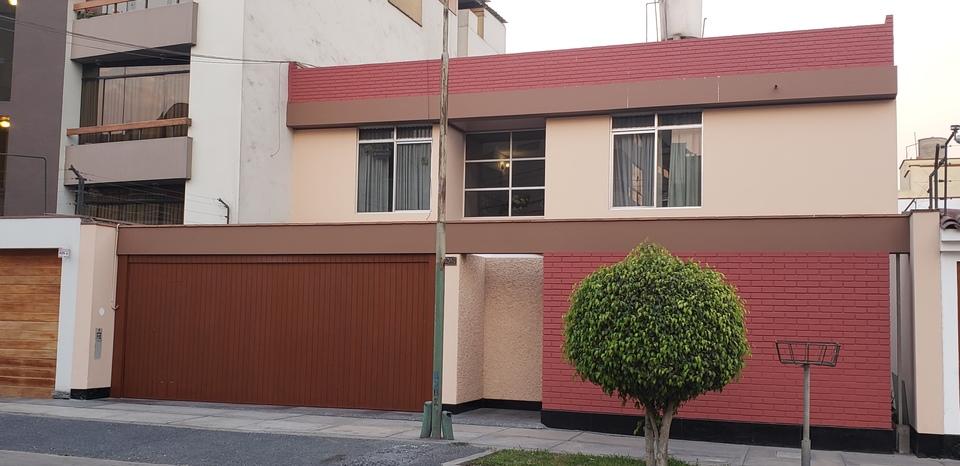 Venta de Casa en San Borja, Lima con 6 dormitorios - vista principal