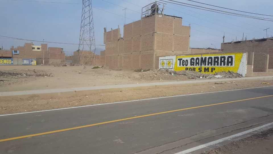 Venta de Terreno en San Martin De Porres, Lima 140m2 area total - vista principal