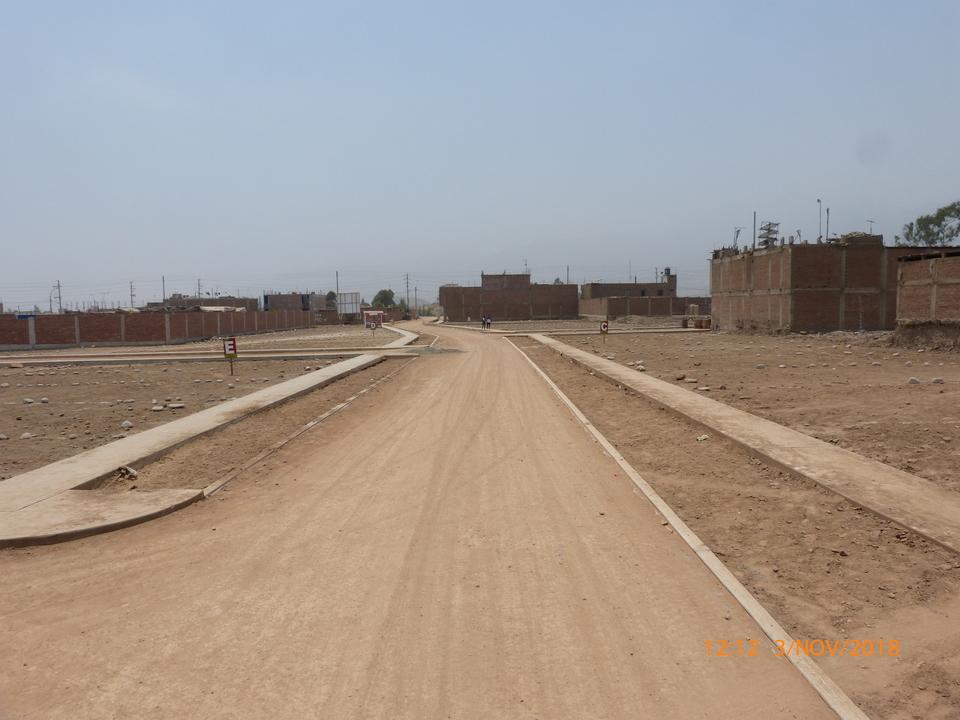 Venta de Terreno en Puente Piedra, Lima 90m2 area total