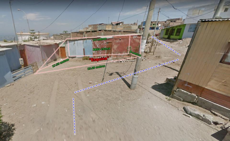 Alquiler de Terreno en Villa El Salvador, Lima 152m2 area total - vista principal