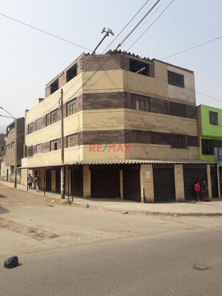 Venta de Departamento en Comas, Lima con 1 dormitorio