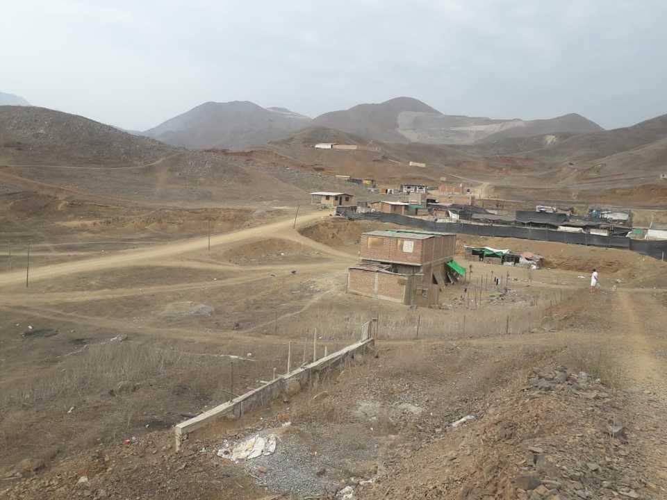 Venta de Terreno en Santo Domingo De Los Olleros, Lima 480m2 area total - vista principal