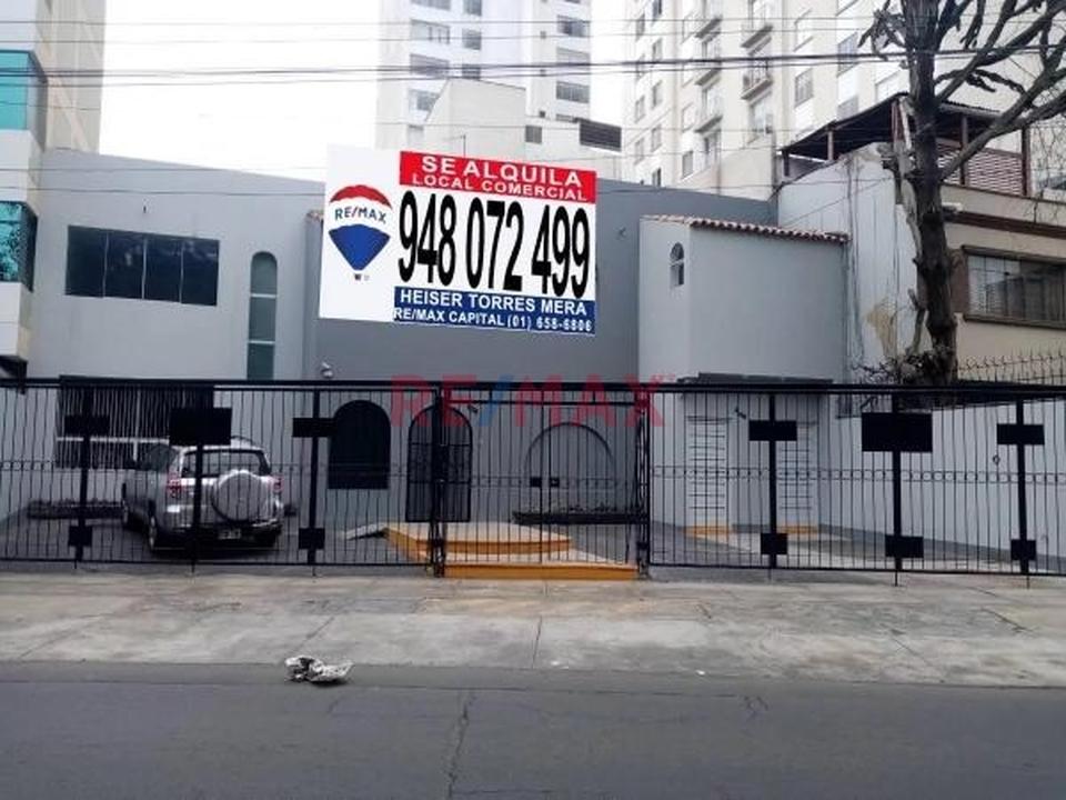 Alquiler de Local en Lince, Lima con 10 baños