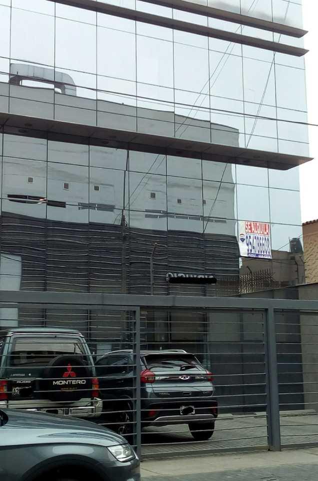 Alquiler de Oficina en Santiago De Surco, Lima - vista principal