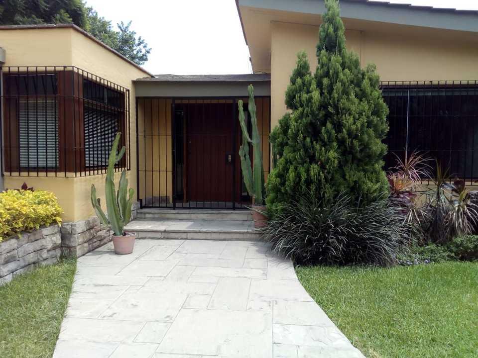 Alquiler de Casa en La Molina, Lima - vista principal