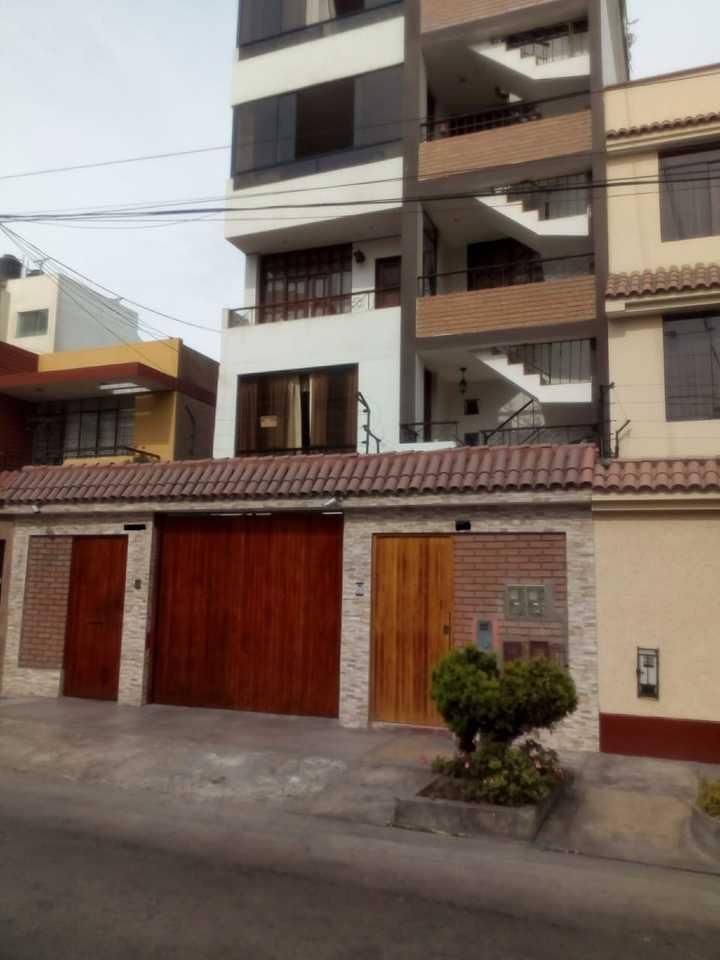 Venta de Departamento en Pueblo Libre, Lima con 3 dormitorios