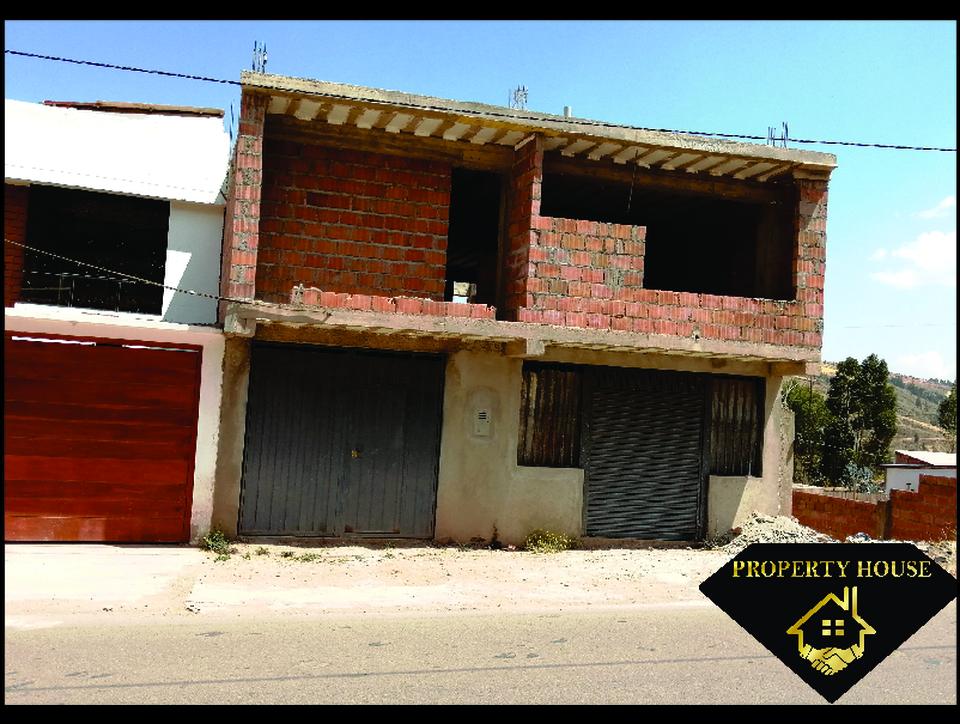 Venta de Casa en San Jeronimo, Cusco con 2 dormitorios