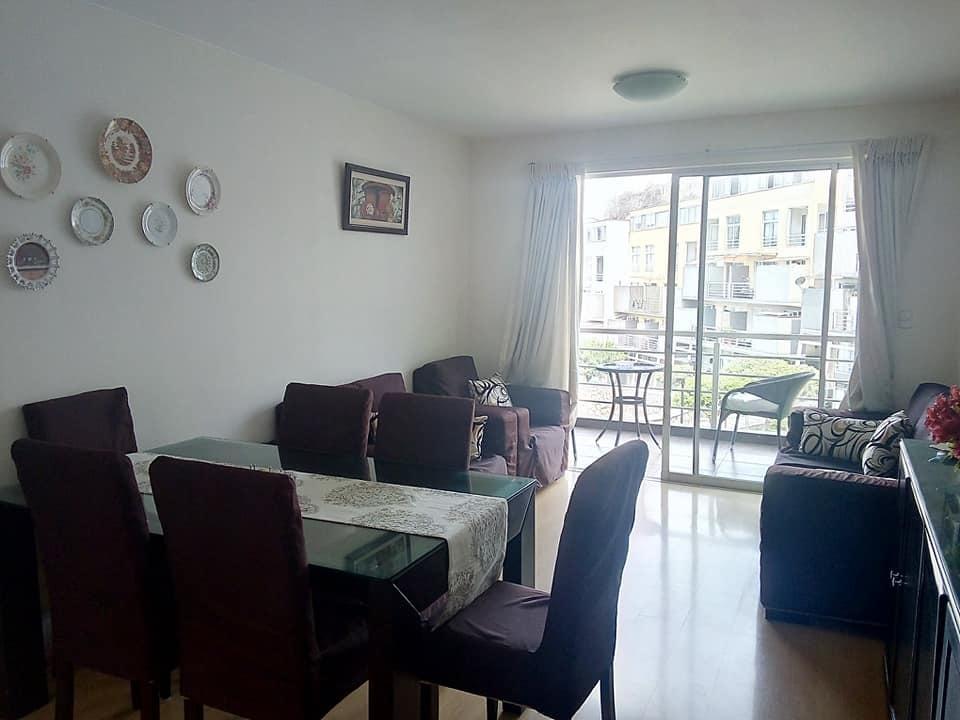 Venta de Departamento en La Molina, Lima con 3 dormitorios