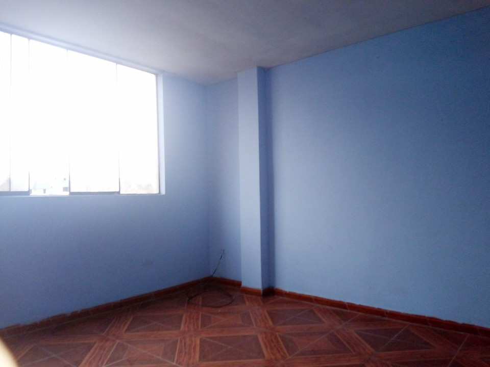 Alquiler de Departamento en Lima con 2 dormitorios - en el tercer piso